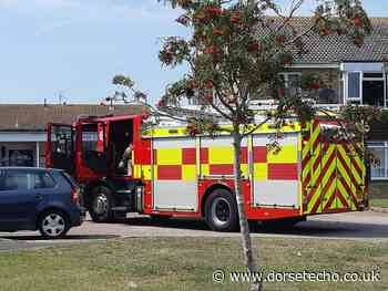Weymouth firefighters tackle car fire and suspected gas leak - Dorset Echo