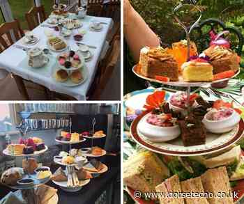 Five of the best afternoon teas in Weymouth - Dorset Echo