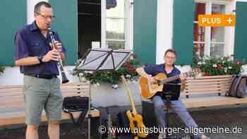 Aichach: Kultur für alle: Aichacher genießen Straßenmusik - Augsburger Allgemeine