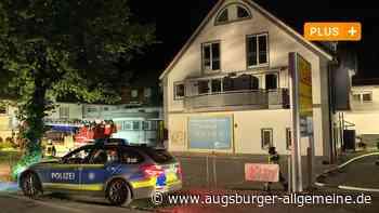 Großbrand in Greifenberg: Die Wucht der Feuersbrunst