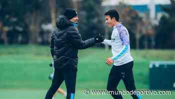 A Eric Garcia le pasa factura querer jugar en el Barça - Mundo Deportivo