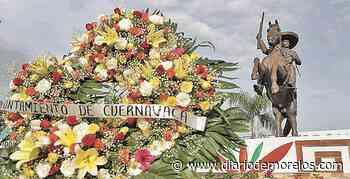 Compara alcalde de Cuernavaca Morelos su lucha con la de Emiliano Zapata - Diario de Morelos
