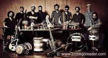 São Paulo big band Bixiga 70 cook up a life-giving brew