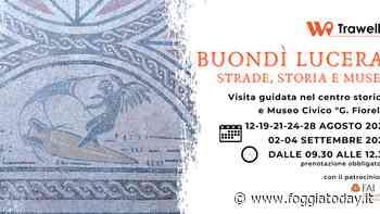 'Buondì Lucera!': un evento per scoprire insieme una città unica - FoggiaToday
