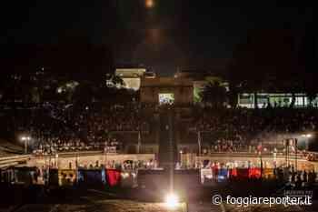 Lucera, Rievocazione storica e Torneo delle Chiavi nel suggestivo scenario dell'Anfiteatro - Foggia Reporter