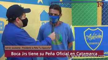 La peña de La Ayacucho fue reconocida como oficial por Boca Juniors - Diario El Esquiu