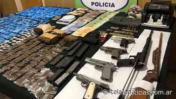 Cae banda narco de Santos Lugares que había robado un supermercado - Telefé Noticias