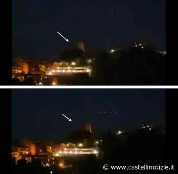 """Nuovo avvistamento UFO, dopo Velletri e Rocca di Papa doppia segnalazione da Olevano Romano: """"Impossibile fosse un normale velivolo"""" - Castelli Notizie"""