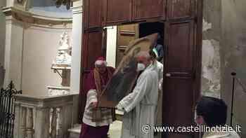 VELLETRI - Il 26 agosto, per la festa del Patrocinio, la Madonna delle Grazie uscirà in Processione alle ore 20 - Castelli Notizie