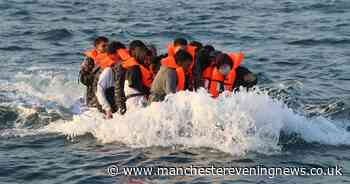 What happens to migrants found crossing the English Channel?