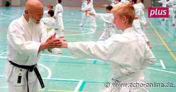 Karatekas aus ganz Deutschland nach Dieburg - Echo Online