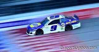 Chase Elliott places seventh at Michigan International Speedway
