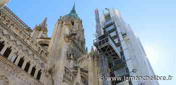 Bayeux. La cathédrale de Bayeux fait peau neuve - la Manche Libre