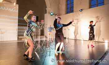 Tanzen für das Gleichgewicht des Lebens: Das tut Anet Fröhlicher in ihrer neusten Produktion - Solothurner Zeitung