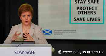Nicola Sturgeon coronavirus update LIVE as SNP leader apologises for SQA marking fiasco - Scottish Daily Record