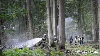Herten: Waldbrandgefahr steigt - 24VEST