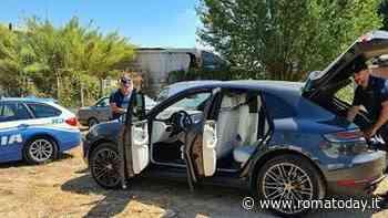 La droga per la Capitale arriva in Porsche: in 2 bloccati in autostrada con 90 chili di hashish
