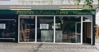 Prestwich's old hardware store to become Mediterranean restaurant