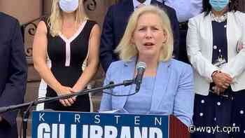 Gillibrand, Tonko in Albany to push federal disaster relief for local governments - WNYT