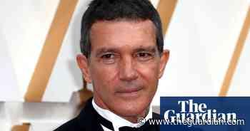 Antonio Banderas reveals he has coronavirus on 60th birthday - The Guardian