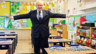 Coronavirus latest news: PM urges authorities to keep schools open even if local lockdowns are imposed - Telegraph.co.uk