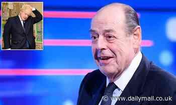 Boris Johnson's Cabinet is 'dismal' says Sir Nicholas Soames