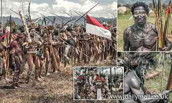 Photographer visits New Guinea cannibals in region where Michael Rockefeller was killed and eaten