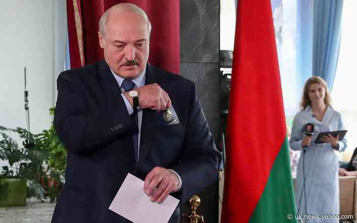 Belarus president warns opposition protesters will face a tough crackdown