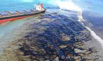 Mauritius calls for urgent help to prevent oil spill disaster