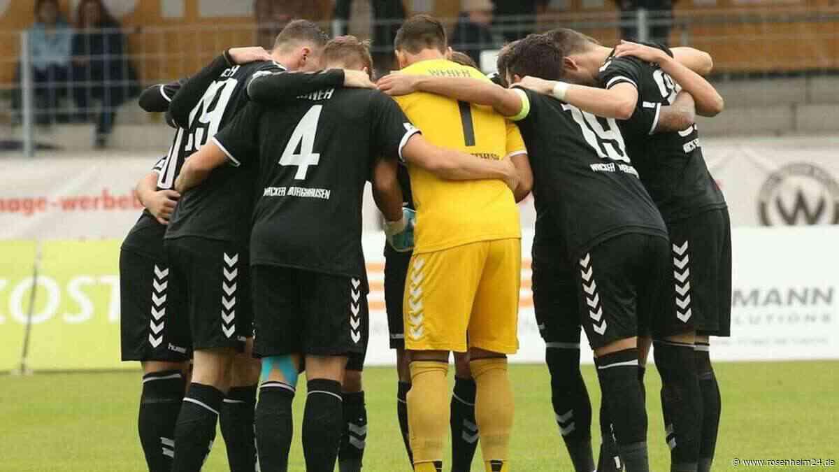 Regionalliga Bayern: Der SV Wacker Burghausen bereitet sich für die kommenden Aufgaben nach dem Restart vor. - rosenheim24.de