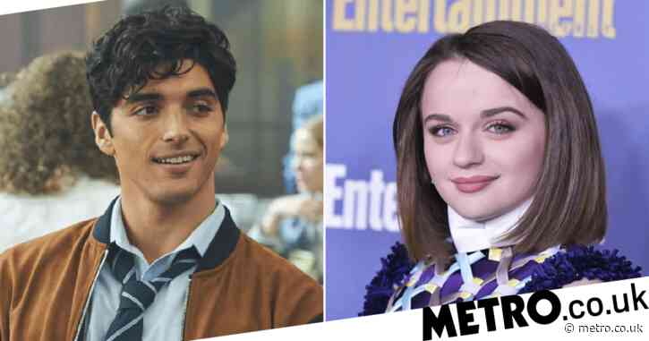 The Kissing Booth 2 actor Taylor Zakhar Perez says he'd 'love to be dating' co-star Joey King