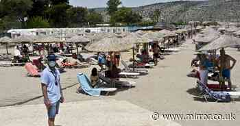 Fury as 28 travellers not allowed to fly to Greece after locator form confusion
