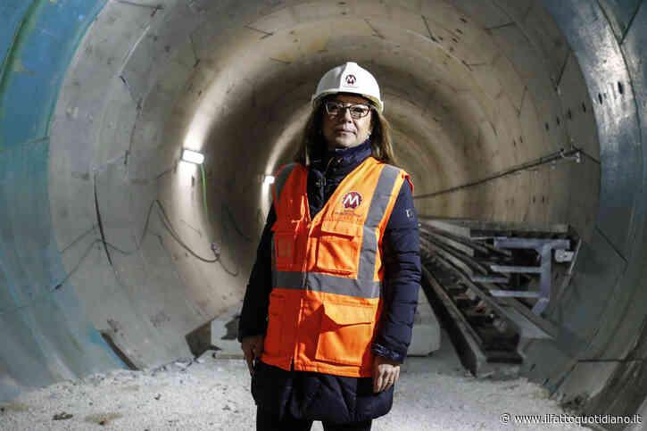 """De Micheli: """"C'è l'ipotesi tunnel sottomarino al posto del ponte sullo Stretto. Stiamo facendo tutte le analisi tecniche del caso"""""""