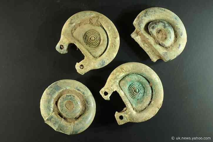 Treasure-hunter finds 3,000-year-old hoard in Scotland