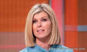 Kate Garraway opens up about husband Derek's 'worrying' week in hospital