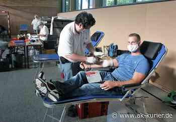 Viele kamen zur Blutspende nach Birken-Honigsessen - AK-Kurier - Internetzeitung für den Kreis Altenkirchen