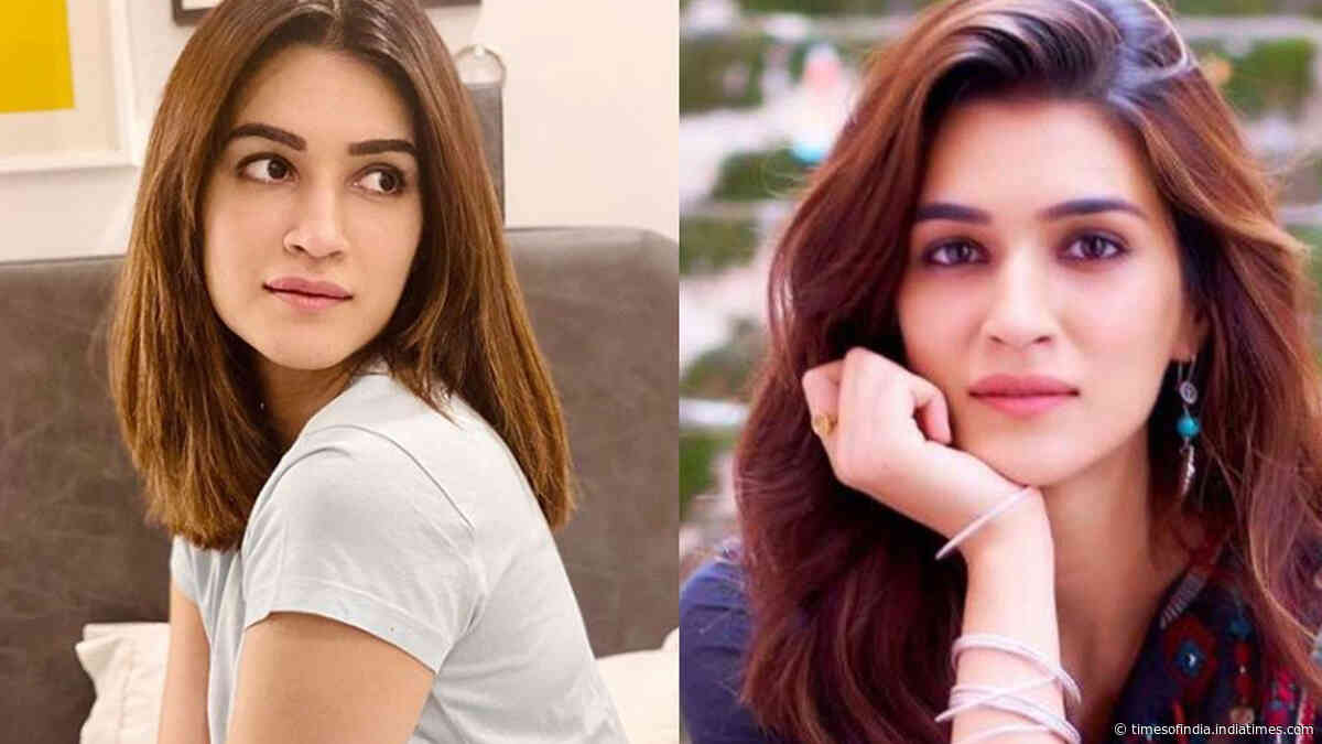Is Kriti Sanon's poem about rain storm and truth a comment on Sushant Singh Rajput case