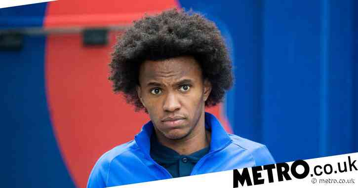 Willian completes Arsenal medical ahead of transfer from Chelsea