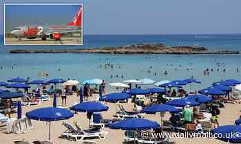 Jet2 will resume flights and holidays to Cyprus from eight UK airports next week