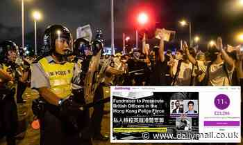 Hong Kong: British officers could face torture charges in UK