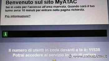 Atac, al via i rimborsi degli abbonamenti: assalto al sito. Oltre un'ora di coda virtuale per fare domanda