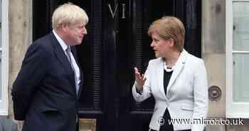 Nicola Sturgeon warns Boris Johnson to obey the rules on his Scottish holiday