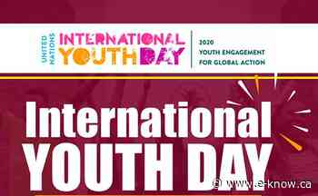 International day focusses on youth | Columbia Valley, Cranbrook, East Kootenay, Elk Valley, Kimberley - E-Know.ca