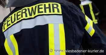 Feuerwehreinsatz wegen undichtem Flüssiggastank
