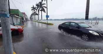 Lluvias se hacen presentes en Tuxpan Veracruz - Vanguardia de Veracruz