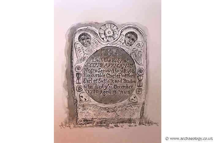 Scipio Africanus' gravestone