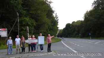 Fraktion stellt Antrag zur L745 - soester-anzeiger.de