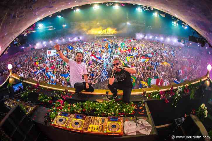 Dimitri Vegas & Like Mike announce new digital music, gaming and lifestyle agency