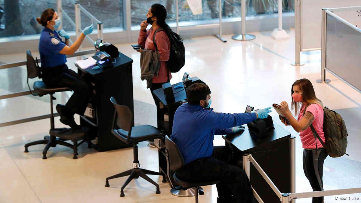 TSA officers uncover guns 3 times more often than last year despite 75% fewer passengers