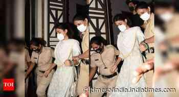 SSR case: Rhea Chakraborty leaves ED office